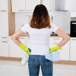 Бързо почистване на дома